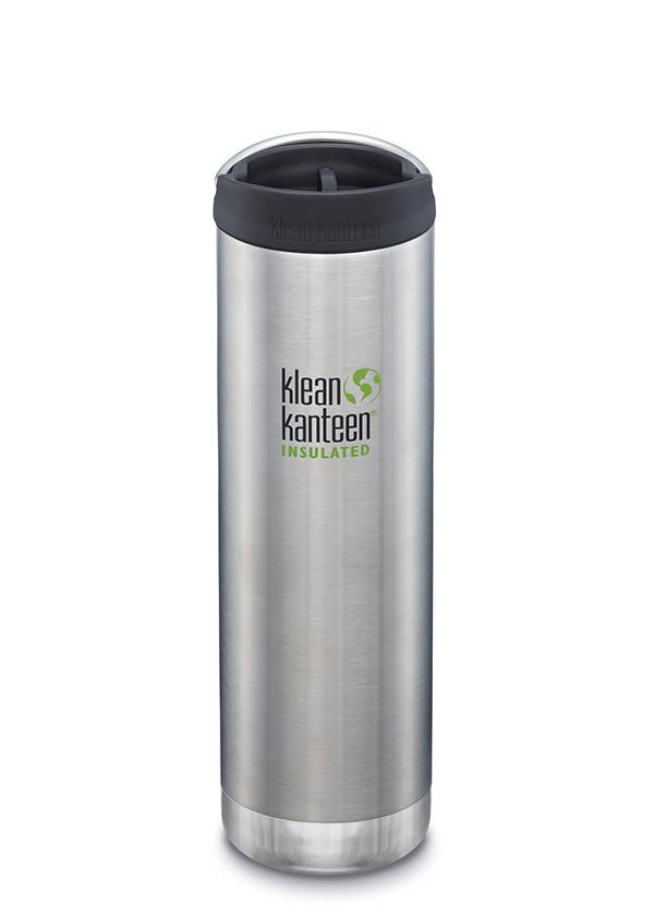 Klean Kanteen TKWide Ισοθερμικό Παγούρι 592ml - Brushed Stainless