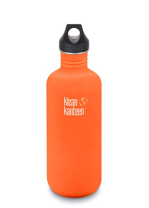 Klean Kanteen Classic Παγούρι Loop Cap 1182ml - Sierra Sunset